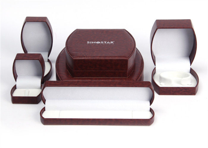 Recyclable Empty Jewelry Organizer Box , Luxury Waterproof Modern Jewelry Box
